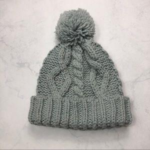 [H&M] Fuzzy Knit Beanie